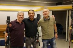 Die Bässe: Torsten, Ronny und Holger