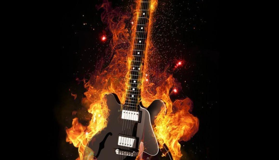 Brennende_Gitarre